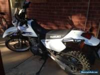 SUZUKI DR650 SE MOTOR BIKE