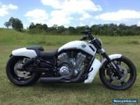 Harley Davidson Vrod, Muscle, Nightrod