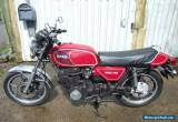 1981 YAMAHA  RED for Sale