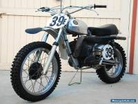 1971 Husqvarna 400cc