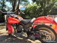 Harley Davidson Fatboy 1998 FLSTF