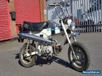 Honda ST70 Lady Dax Pit Bike Monkey Bike - Shed Find