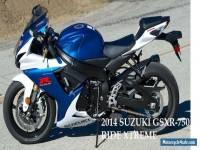 2014 Suzuki GSX-R