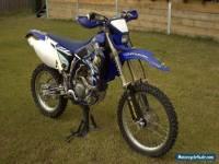 Yamaha WR 250F 2006