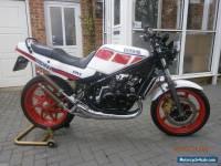1989 YAMAHA  rd 350 ypvs WHITE/RED hybrid
