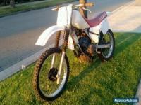 Yamaha YZ 100j 2 stroke Dirt Bike