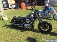 kawasaki vn800 bobber chopper custom showbike