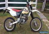 XR HONDA 400 TRAIL BIKE YEAR 98MODEL for Sale