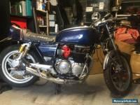 Honda CB 650Z Cafe Racer