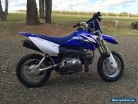 Yamaha TTR50 Motorbike