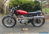 Honda CL175 Tracker Brat Cafe Racer with CB200 engine for Sale