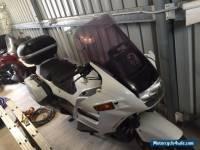 Honda ST 1100 motor cycle