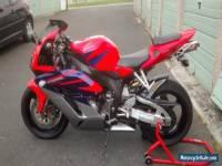 2006 HONDA CBR 1000 RR-5 RED