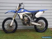 Yamaha YZ450F 2010 Injected reverse engine - great bike trail ridden only