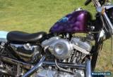 Harley Davidson XLH1100 Custom Sportster for Sale