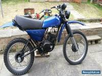 YAMAHA  DT175 MX Classic Unfinished restoration project