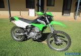 Kawasaki KLX250cc Road/Trail bike for Sale