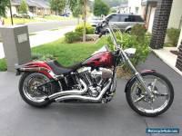 2013 Harley Davidson softail standard fxst 1690