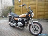 1982 Suzuki GS650L Motorcycle