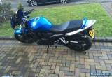 2010 SUZUKI GSX 650 FL0 BLUE for Sale