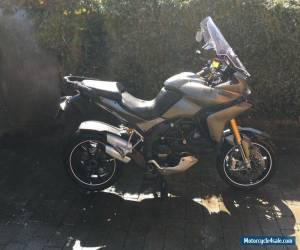 2012 DUCATI MULTISTRADA 1200 S TOURIN GREY for Sale