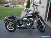 2013 Harley-Davidson Softail 2013 FLSTFB Softail Fat Boy Low lo