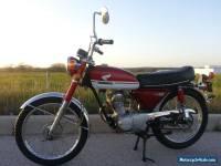 1971 Honda CB100