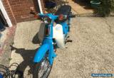 Honda c70 1979 blue for Sale
