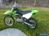 2005 Kawasaki KLX
