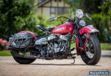 1949 Harley-Davidson wl for Sale