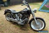 Harley Davidson FatBoy 15th Anniversary Screemin Eagle for Sale