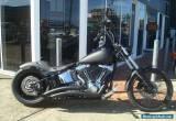 2007 Harley-Davidson FXSTC Softail Custom 1600CC Cruiser 1580cc for Sale