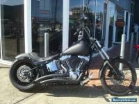 2007 Harley-Davidson FXSTC Softail Custom 1600CC Cruiser 1580cc