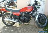 1982 YAMAHA  RED xj550 for Sale