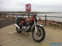 Honda CB250 G5 1975 Tax exempt only 16592 miles