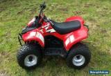 Suzuki LTA 50 Quad Bike kids lt50 50cc atv off road  for Sale