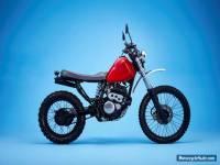 1987 Honda XR