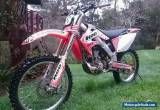 2008 honda crf250r for Sale