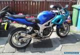 2003 SUZUKI SV 650S K2 BLUE for Sale