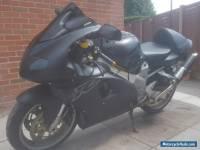 1999 MATT BLACK SUZUKI TL1000R