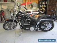 Harley Davidson NightTrain 2000
