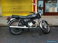 1981 HONDA  H 100 A Classic Commuter Motorbike