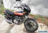 1983 Kawasaki KZ550 for Sale