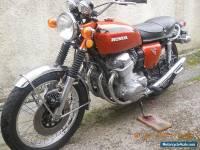 Honda motorcycle CB750                     JDS187J