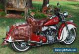 1948 Indian Chief for Sale