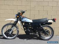 1980 Yamaha XT