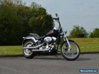 2006 Harley-Davidson FXSTI Softail, only 3255 miles - Fantastic condition