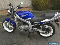2003 SUZUKI GS500K2 BLUE