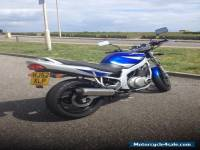 Suzuki Gs 500 - low miles 11,500 - just been serviced - now on utube
