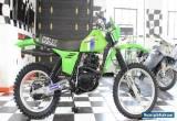 1980 Kawasaki KLX for Sale